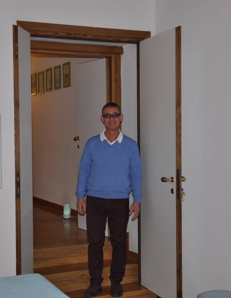 Istruttore Corsi di Massaggio Verona