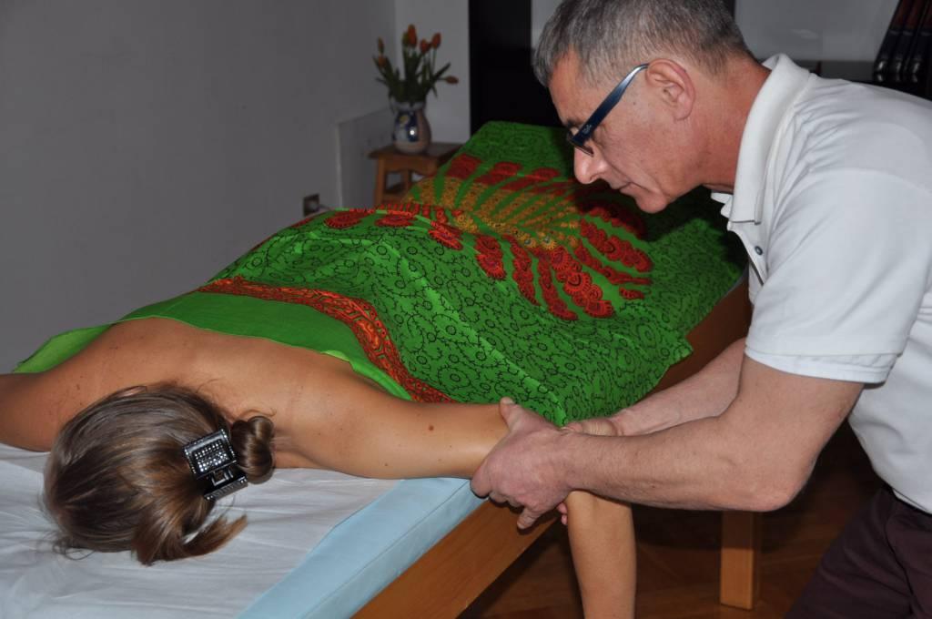 Corso di Massaggio Miofasciale Verona Mantova Vicenza Padova 2