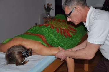 Corso di Massaggio Mio fasciale