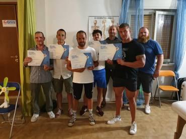Traguardo raggiunto con ottimi risultati in #OperatoreMassaggioSportivo per Albe…