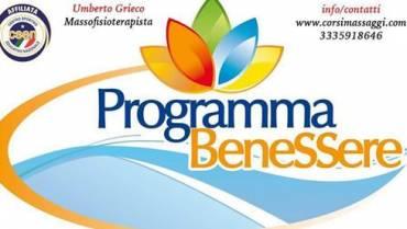 Programma Benessere di Umberto Grieco ha aggiornato il suo indirizzo.
